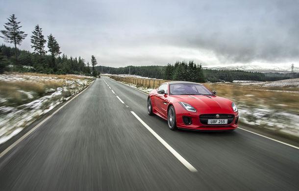 Cea mai blândă pisică: Jaguar F-Type primește o versiune entry-level cu motor de 2.0 litri - Poza 2