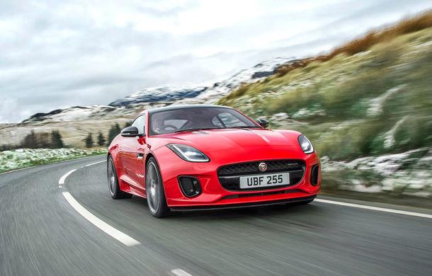 Cea mai blândă pisică: Jaguar F-Type primește o versiune entry-level cu motor de 2.0 litri - Poza 1