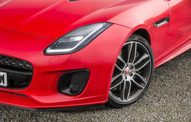 Cea mai blândă pisică: Jaguar F-Type primește o versiune entry-level cu motor de 2.0 litri - Poza 16