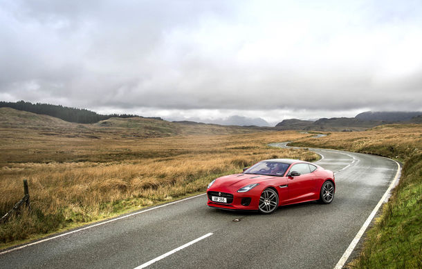 Cea mai blândă pisică: Jaguar F-Type primește o versiune entry-level cu motor de 2.0 litri - Poza 6