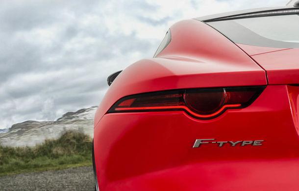 Cea mai blândă pisică: Jaguar F-Type primește o versiune entry-level cu motor de 2.0 litri - Poza 13