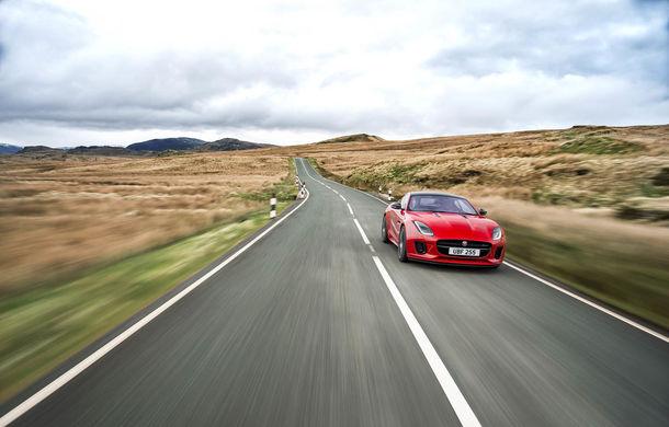 Cea mai blândă pisică: Jaguar F-Type primește o versiune entry-level cu motor de 2.0 litri - Poza 8
