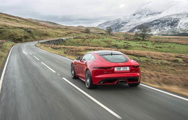 Cea mai blândă pisică: Jaguar F-Type primește o versiune entry-level cu motor de 2.0 litri - Poza 5