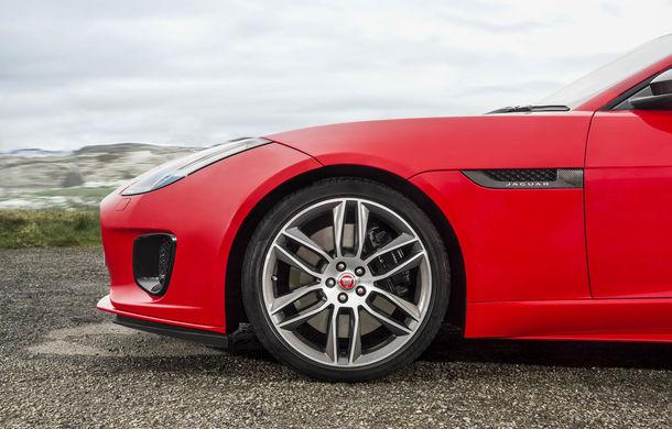 Cea mai blândă pisică: Jaguar F-Type primește o versiune entry-level cu motor de 2.0 litri - Poza 12