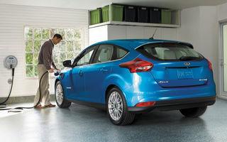 Ford Focus Electric, retras din producție în Europa: doar 61 de unități vândute în 2016