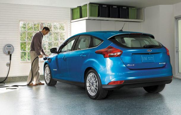 Ford Focus Electric, retras din producție în Europa: doar 61 de unități vândute în 2016 - Poza 1