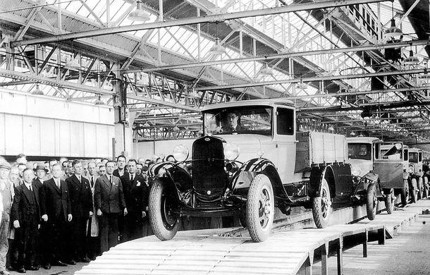 Ford sărbătorește 104 ani de la inaugurarea primei sale linii de productie - Poza 2