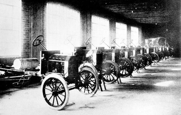 Ford sărbătorește 104 ani de la inaugurarea primei sale linii de productie - Poza 3