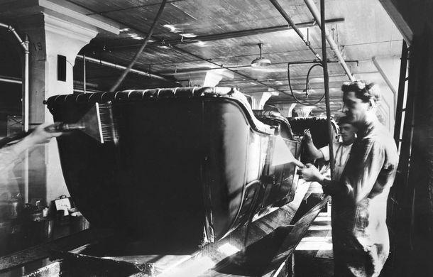 Ford sărbătorește 104 ani de la inaugurarea primei sale linii de productie - Poza 7