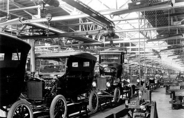 Ford sărbătorește 104 ani de la inaugurarea primei sale linii de productie - Poza 8