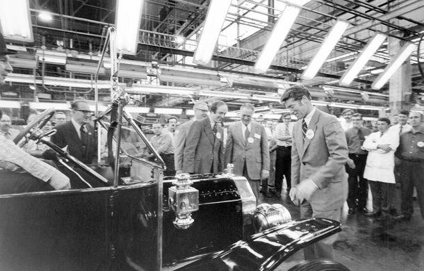 Ford sărbătorește 104 ani de la inaugurarea primei sale linii de productie - Poza 6