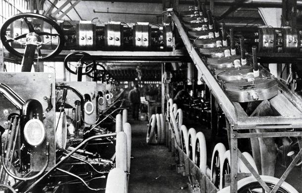 Ford sărbătorește 104 ani de la inaugurarea primei sale linii de productie - Poza 4