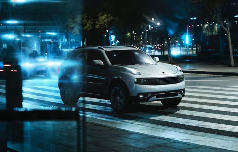 Primele imagini cu Lynk&Co 01 și 03 Concept: noul brand auto al lui Geely oferă garanție pe viață și internet gratuit - Poza 2