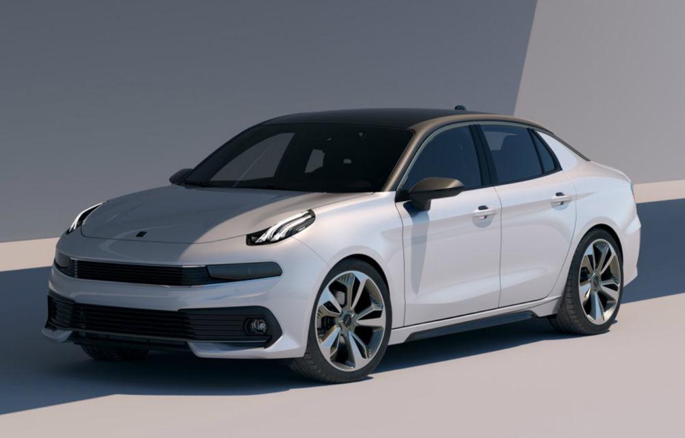 Primele imagini cu Lynk&Co 01 și 03 Concept: noul brand auto al lui Geely oferă garanție pe viață și internet gratuit - Poza 1
