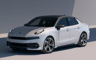Primele imagini cu Lynk&Co 01 și 03 Concept: noul brand auto al lui Geely oferă garanție pe viață și internet gratuit