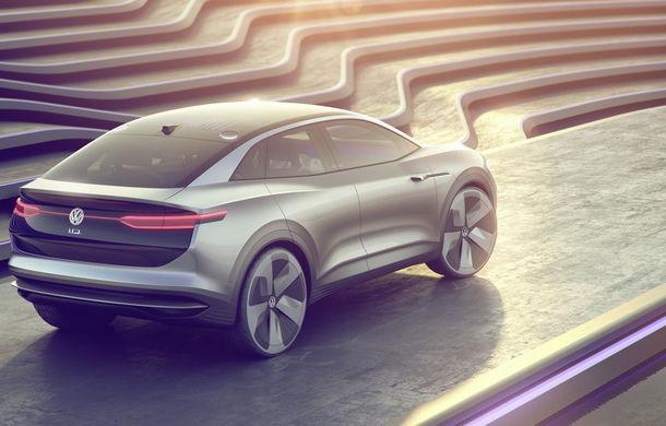 Volkswagen continuă seria conceptelor electrice din gama ID: noul Crozz este un SUV electric cu autonomie de 500 de kilometri - Poza 15