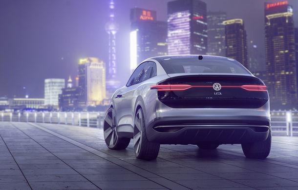 Volkswagen continuă seria conceptelor electrice din gama ID: noul Crozz este un SUV electric cu autonomie de 500 de kilometri - Poza 7