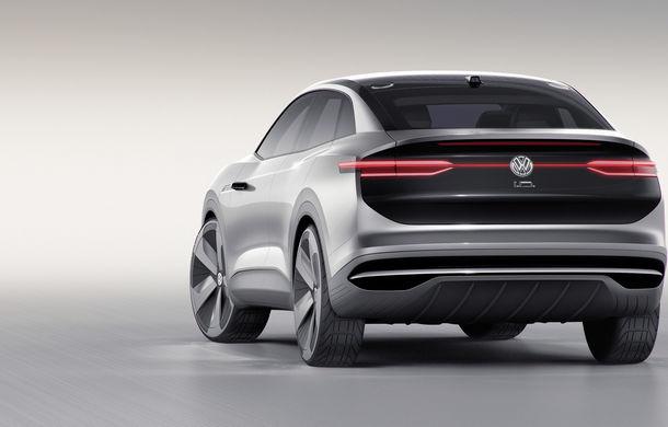 Volkswagen continuă seria conceptelor electrice din gama ID: noul Crozz este un SUV electric cu autonomie de 500 de kilometri - Poza 3