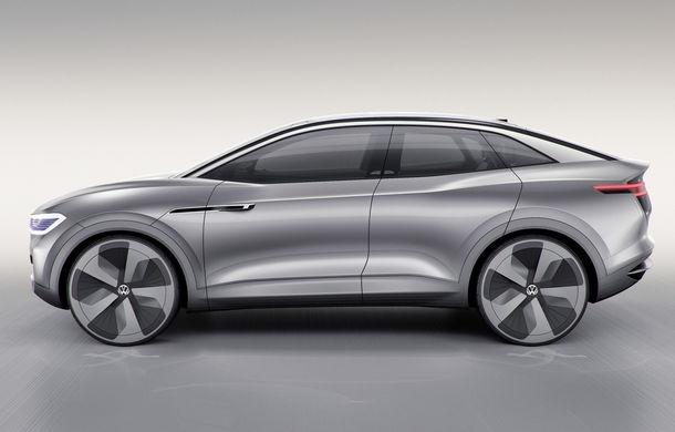 Volkswagen continuă seria conceptelor electrice din gama ID: noul Crozz este un SUV electric cu autonomie de 500 de kilometri - Poza 4