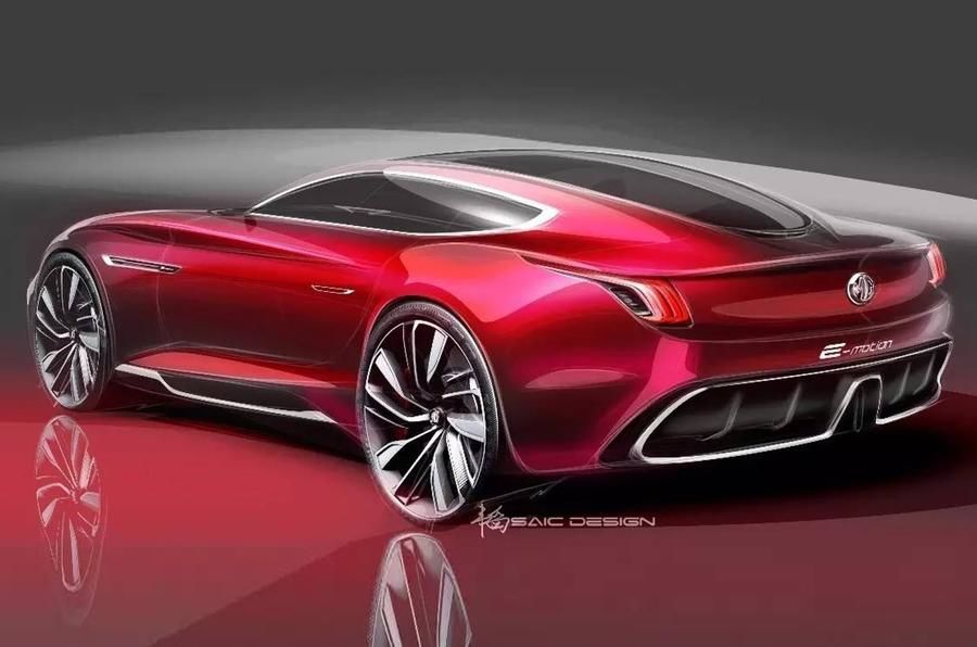 Englezii visează cu ochii deschiși: brandul MG s-ar putea întoarce acasă cu un model sportiv, rival al lui Tesla Model S - Poza 7