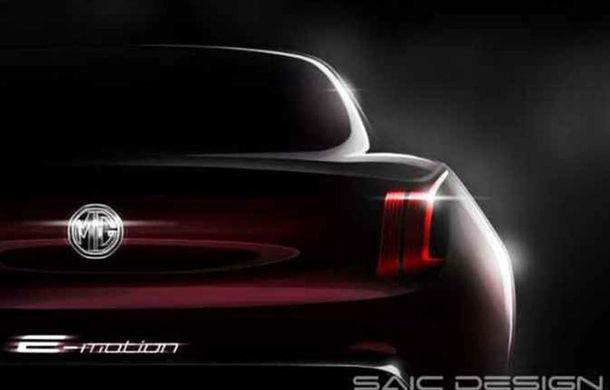 Englezii visează cu ochii deschiși: brandul MG s-ar putea întoarce acasă cu un model sportiv, rival al lui Tesla Model S - Poza 5