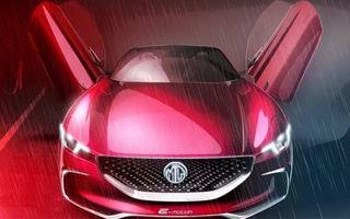 Englezii visează cu ochii deschiși: brandul MG s-ar putea întoarce acasă cu un model sportiv, rival al lui Tesla Model S