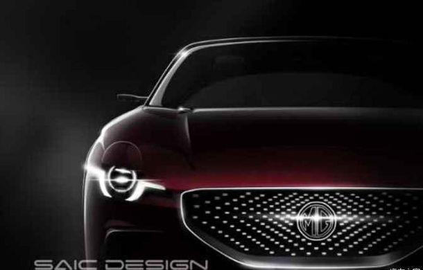 Englezii visează cu ochii deschiși: brandul MG s-ar putea întoarce acasă cu un model sportiv, rival al lui Tesla Model S - Poza 4