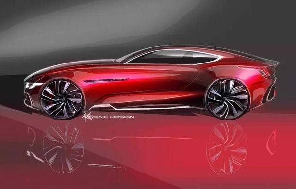 Englezii visează cu ochii deschiși: brandul MG s-ar putea întoarce acasă cu un model sportiv, rival al lui Tesla Model S - Poza 6