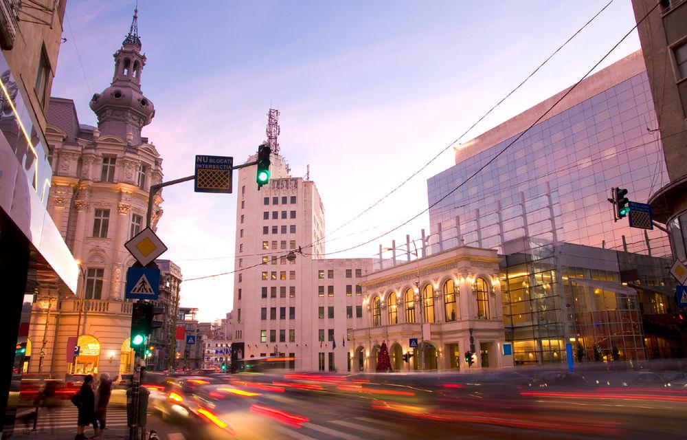 Noile benzi unice pentru transport din București vor fi implementate începând din iunie: prima rută pe listă este Piața Presei - Piața Romană - Poza 1