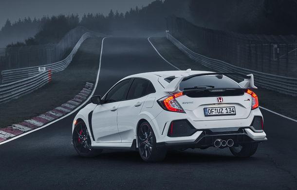 Un nou record la Nurburgring: Honda Civic Type-R detronează VW Golf GTI Clubsport și devine cea mai rapidă mașină cu tracțiune față (VIDEO) - Poza 4