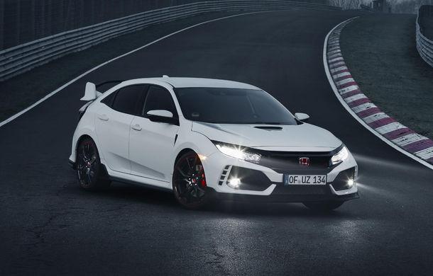 Un nou record la Nurburgring: Honda Civic Type-R detronează VW Golf GTI Clubsport și devine cea mai rapidă mașină cu tracțiune față (VIDEO) - Poza 5