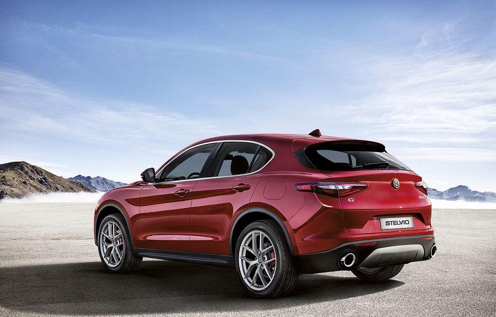 Alfa Romeo Stelvio a ajuns și în România: First Edition, versiunea de lansare, costă 52.000 de euro - Poza 2