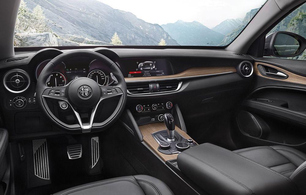 Alfa Romeo Stelvio a ajuns și în România: First Edition, versiunea de lansare, costă 52.000 de euro - Poza 3