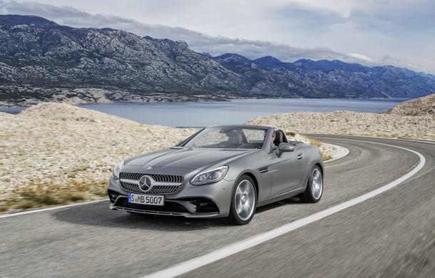 Planurile de viitor Mercedes: fără un înlocuitor pentru roadsterul SLC, iar Clasa S Cabrio și Coupe ar putea dispărea - Poza 1