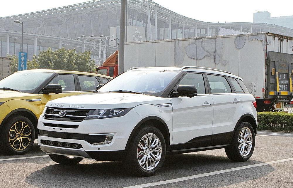 Copia se vinde mai bine decât originalul: oficialii Land Rover, iritați de succesul pe care îl are copia lui Range Rover Evoque - Poza 3
