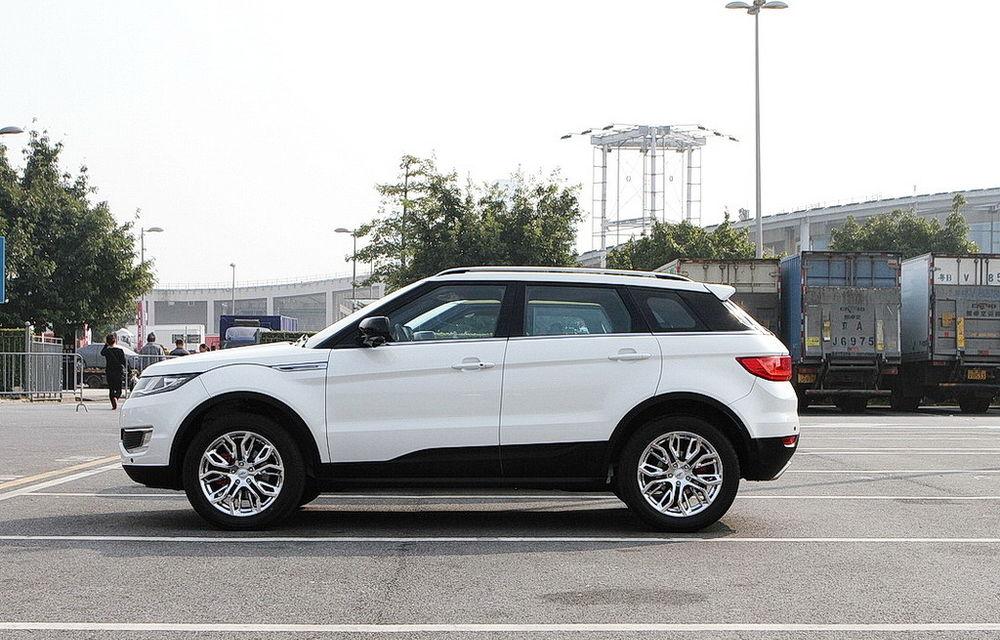 Copia se vinde mai bine decât originalul: oficialii Land Rover, iritați de succesul pe care îl are copia lui Range Rover Evoque - Poza 6