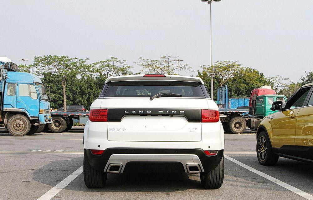 Copia se vinde mai bine decât originalul: oficialii Land Rover, iritați de succesul pe care îl are copia lui Range Rover Evoque - Poza 5