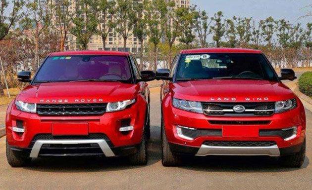Copia se vinde mai bine decât originalul: oficialii Land Rover, iritați de succesul pe care îl are copia lui Range Rover Evoque - Poza 1