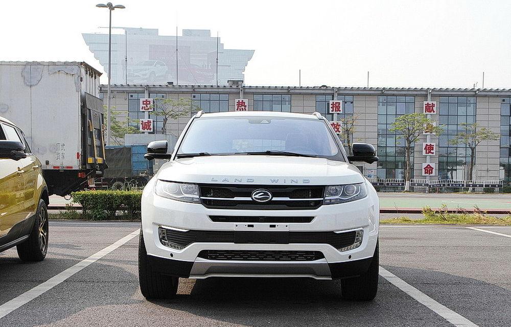 Copia se vinde mai bine decât originalul: oficialii Land Rover, iritați de succesul pe care îl are copia lui Range Rover Evoque - Poza 4