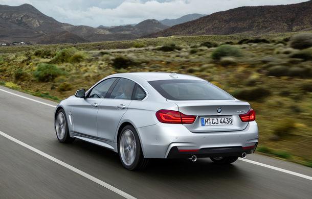 Ultimii vor fi cei dintâi: lansat după coupe și cabrio, BMW Seria 4 Gran Coupe a ajuns mai popular decât cele două modele la un loc - Poza 1