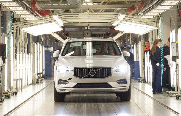 Liderul SUV-urilor compacte premium se întoarce: a început producția noii generații Volvo XC60 - Poza 1