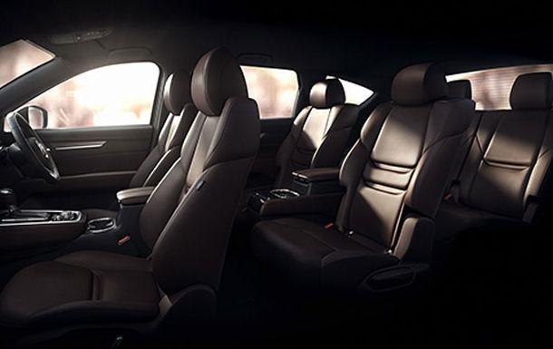 Mazda a anunțat oficial lansarea noului CX-8, un SUV cu șapte locuri care va debuta mai întâi în Japonia - Poza 1