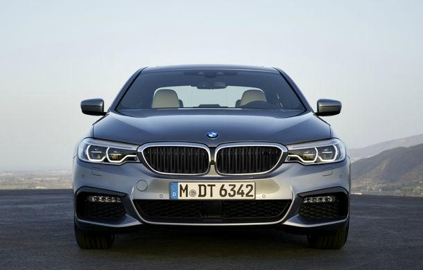 Detalii noi despre viitorul BMW M5: 600 de cai putere și tracțiune integrală xDrive - Poza 1