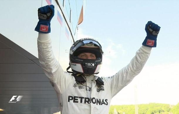 Bottas a obținut în Rusia prima victorie din carieră! Vettel nu a reușit să lanseze atacul decisiv în finalul cursei - Poza 2
