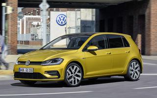Primele detalii despre Volkswagen Golf 7 facelift BlueMotion: motorul se dezactivează dacă ridici piciorul de pe accelerație