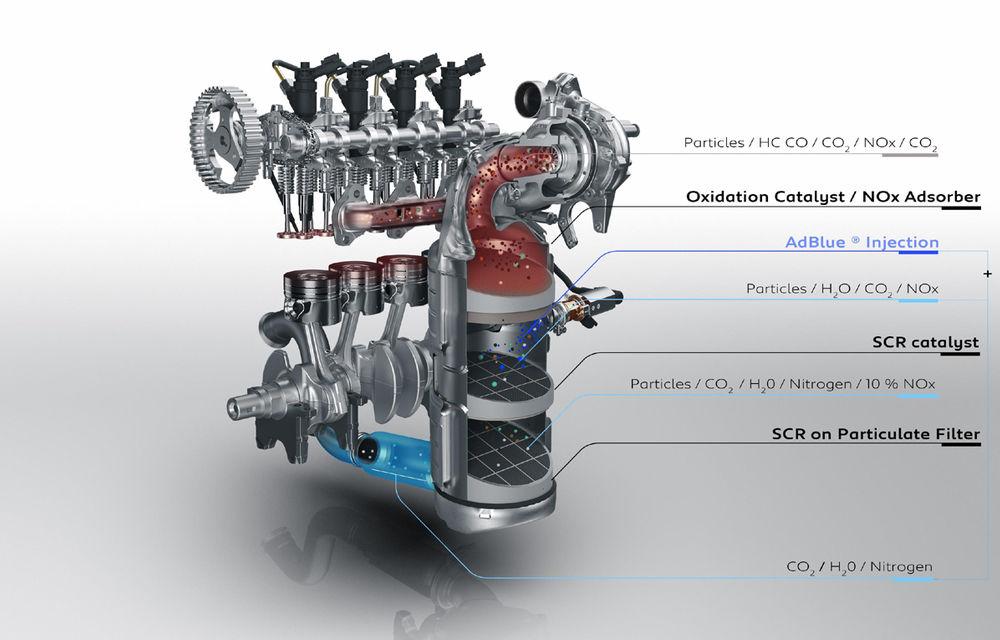 Prima imagine oficială cu Peugeot 308 facelift: modificări subtile de design și un nou motor diesel de 130 de cai putere - Poza 5