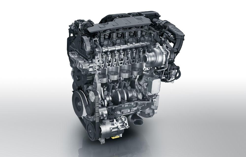 Prima imagine oficială cu Peugeot 308 facelift: modificări subtile de design și un nou motor diesel de 130 de cai putere - Poza 3