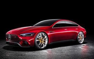 Primele detalii despre noua generație Mercedes CLA: compacta va împrumuta designul conceptului Mercedes-AMG GT