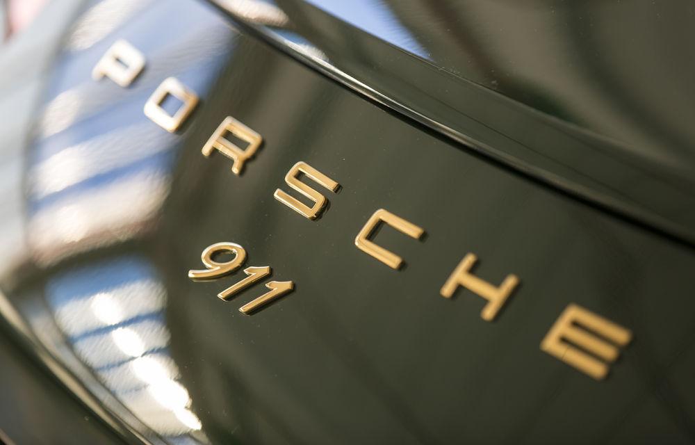 """Aniversare la Stuttgart: Porsche 911 a ajuns la un milion de unităţi produse după o """"carieră"""" de 54 de ani - Poza 3"""