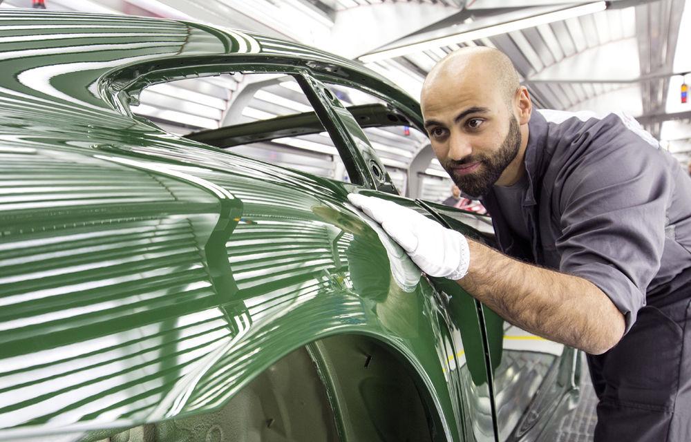 """Aniversare la Stuttgart: Porsche 911 a ajuns la un milion de unităţi produse după o """"carieră"""" de 54 de ani - Poza 6"""